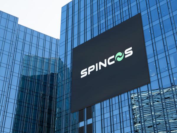 Sample branding #2 for Spincos