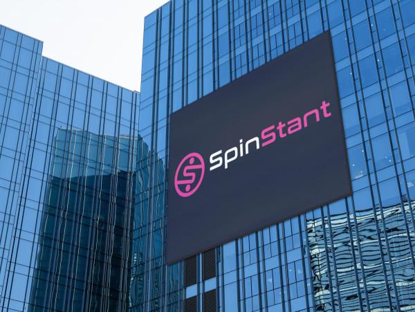 Sample branding #3 for Spinstant