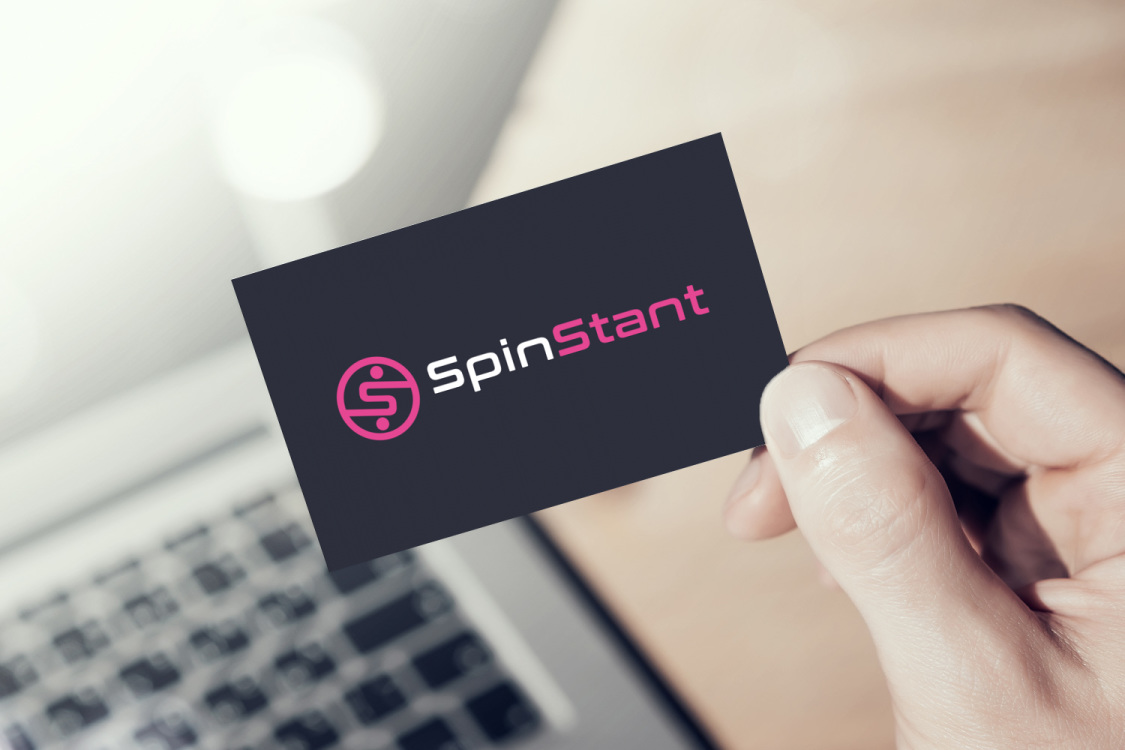Sample branding #3 for Spinstant