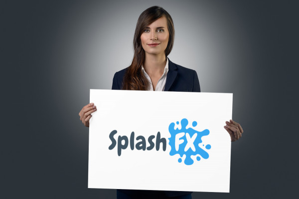 Sample branding #3 for Splashfx