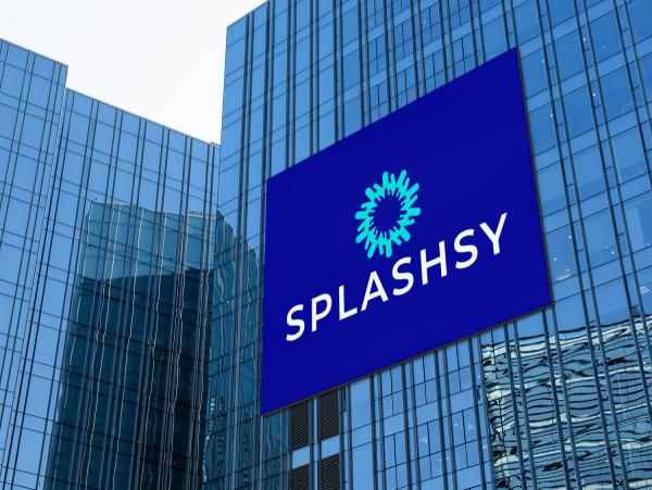 Sample branding #3 for Splashsy