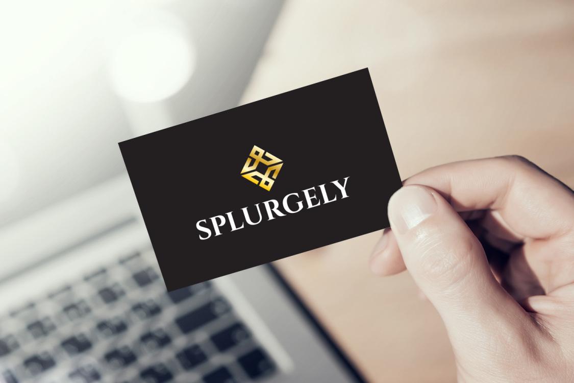Sample branding #3 for Splurgely