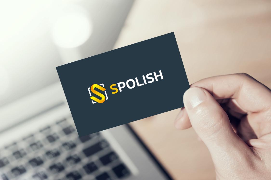 Sample branding #1 for Spolish