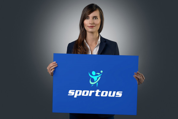 Sample branding #2 for Sportous