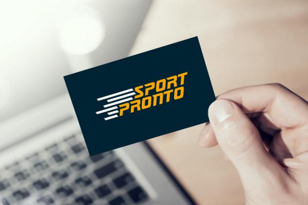 Sample branding #2 for Sportpronto