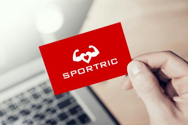 Sample branding #2 for Sportric