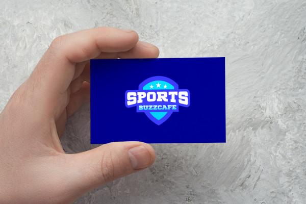 Sample branding #3 for Sportsbuzzcafe