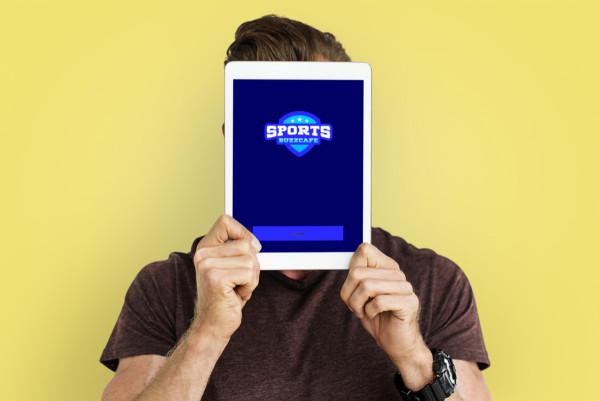 Sample branding #1 for Sportsbuzzcafe