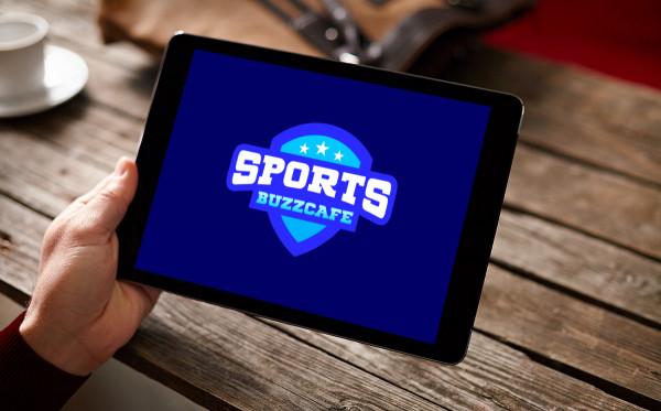 Sample branding #2 for Sportsbuzzcafe