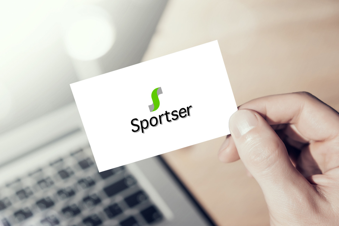 Sample branding #3 for Sportser