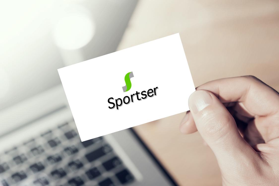 Sample branding #2 for Sportser