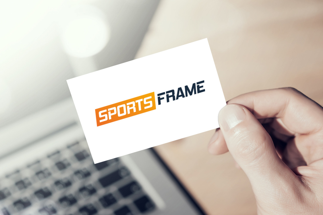 Sample branding #3 for Sportsframe