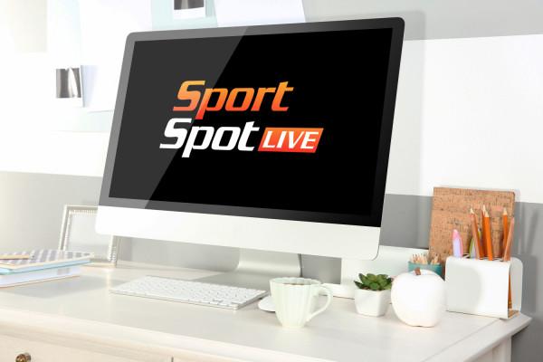 Sample branding #2 for Sportspotlive