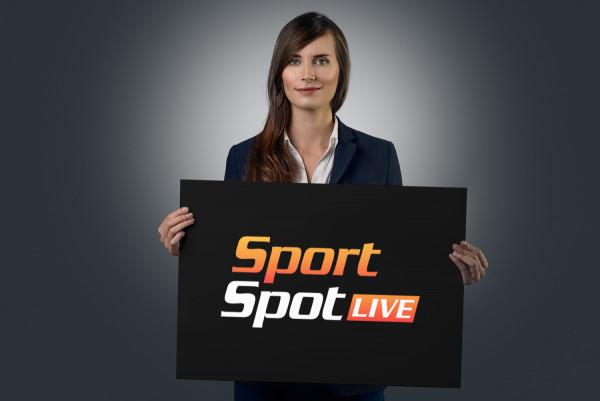 Sample branding #1 for Sportspotlive