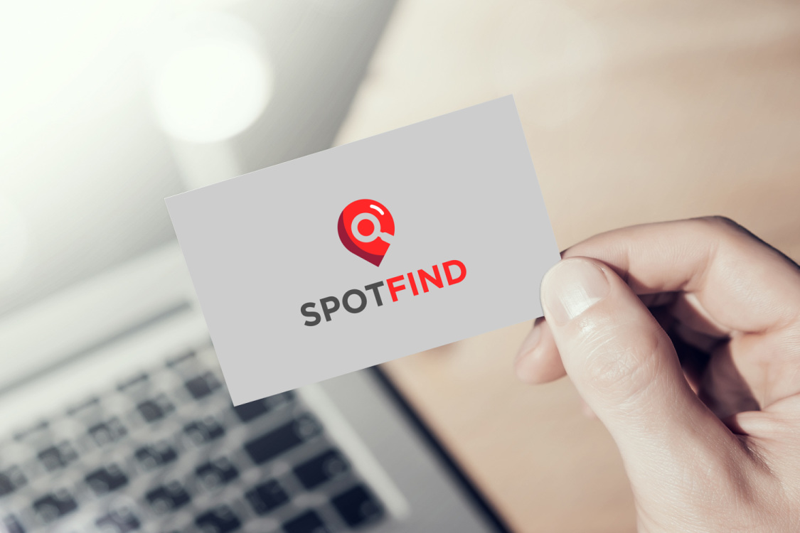 Sample branding #2 for Spotfind