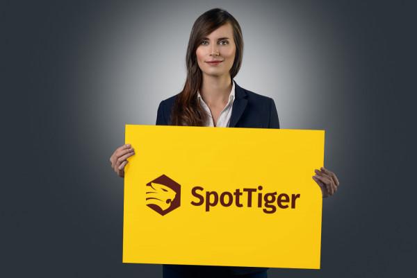 Sample branding #1 for Spottiger