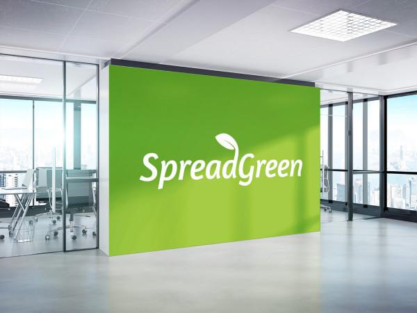 Sample branding #2 for Spreadgreen