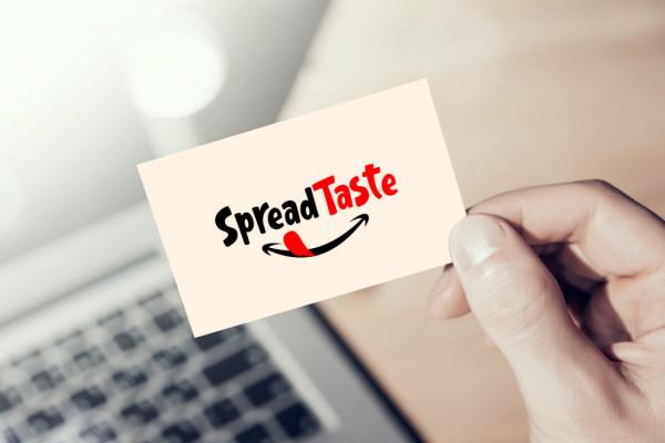 Sample branding #1 for Spreadtaste
