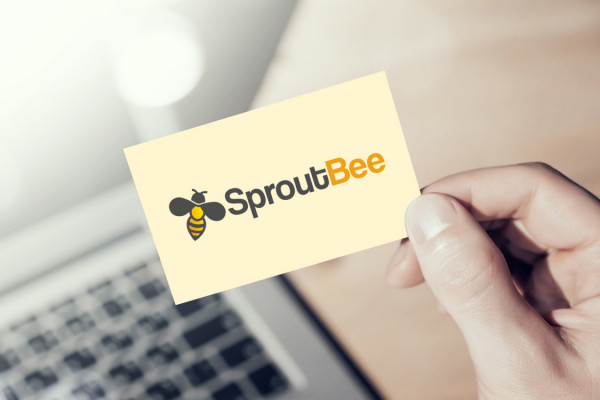Sample branding #1 for Sproutbee
