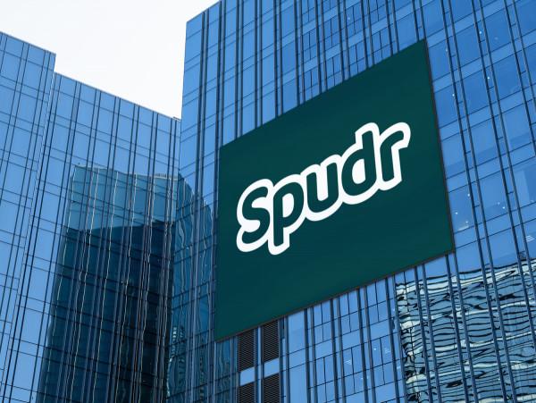 Sample branding #1 for Spudr