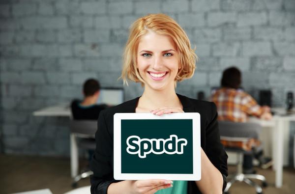 Sample branding #3 for Spudr