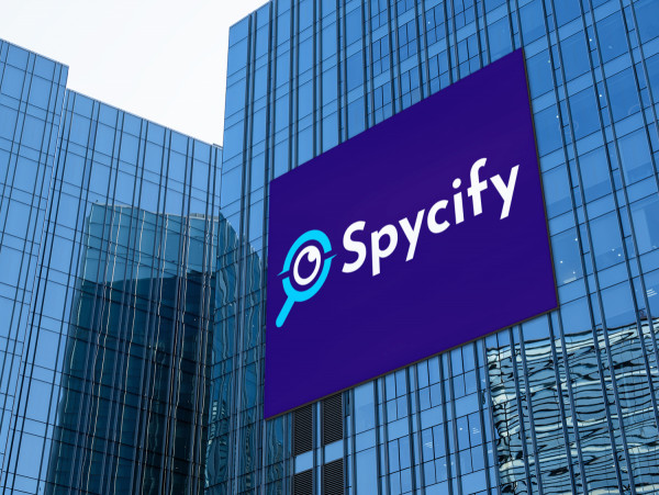 Sample branding #3 for Spycify