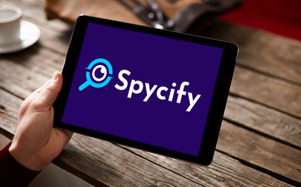 Sample branding #2 for Spycify