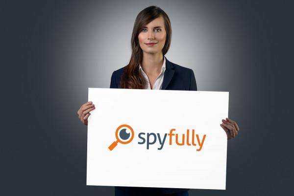Sample branding #2 for Spyfully
