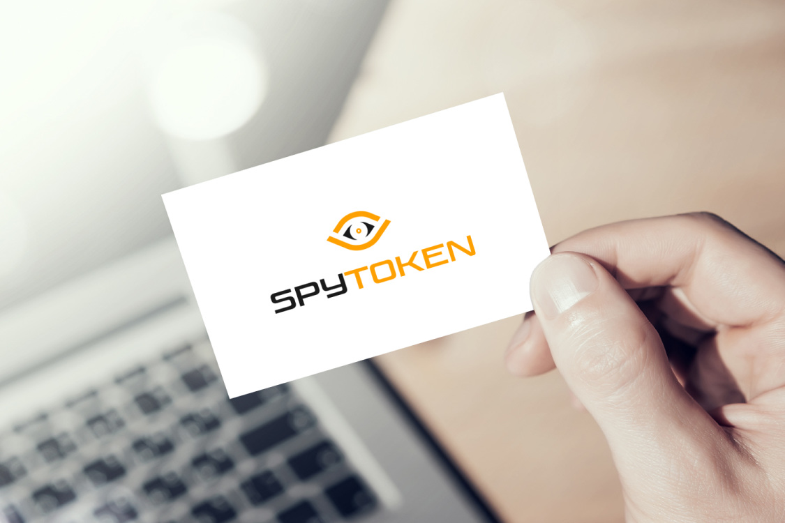 Sample branding #3 for Spytoken