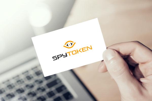 Sample branding #1 for Spytoken