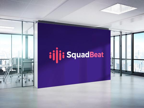 Sample branding #3 for Squadbeat