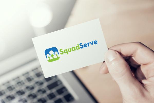 Sample branding #1 for Squadserve