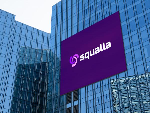 Sample branding #3 for Squalla