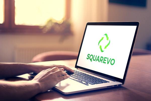 Sample branding #2 for Squarevo
