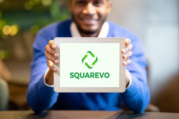 Sample branding #1 for Squarevo