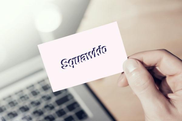 Sample branding #3 for Squawkio