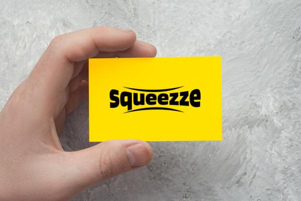 Sample branding #3 for Squeezze
