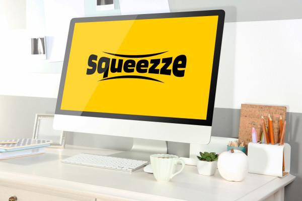 Sample branding #2 for Squeezze