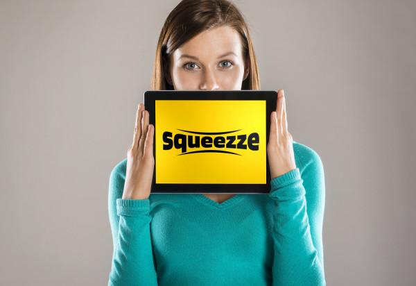 Sample branding #1 for Squeezze