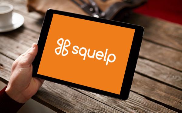 Sample branding #1 for Squelp