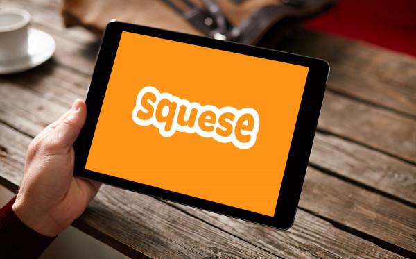 Sample branding #2 for Squese