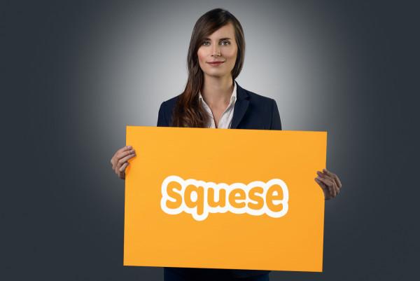 Sample branding #3 for Squese