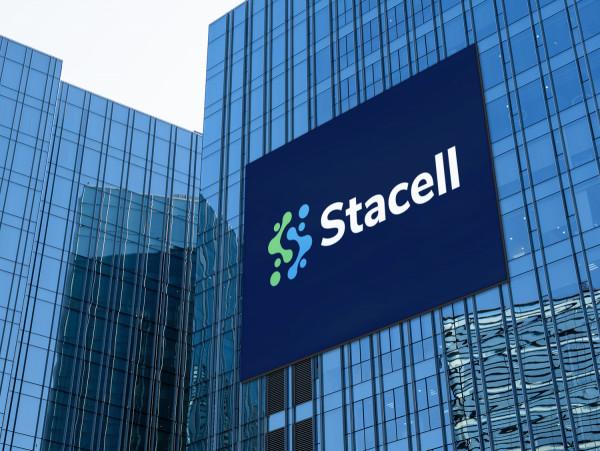Sample branding #2 for Stacell