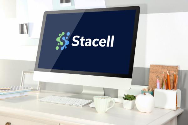 Sample branding #1 for Stacell