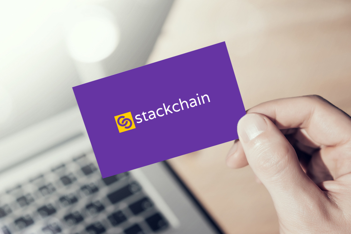 Sample branding #2 for Stackchain