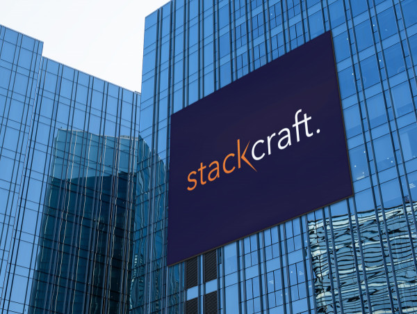 Sample branding #3 for Stackcraft