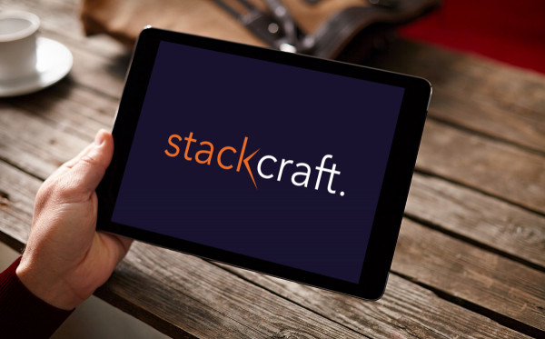 Sample branding #2 for Stackcraft