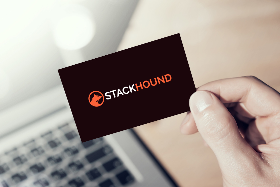 Sample branding #1 for Stackhound