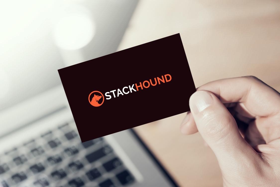 Sample branding #3 for Stackhound
