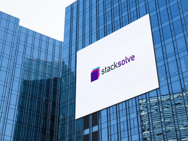 Sample branding #3 for Stacksolve